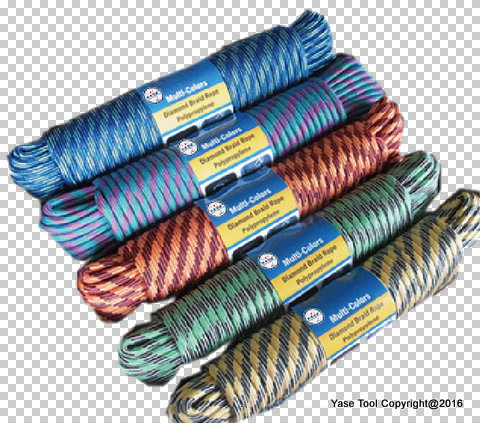 BRAID ROPE - DIAMONE BRAID ROPE